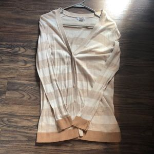 Stripped Old Navy Cardigan
